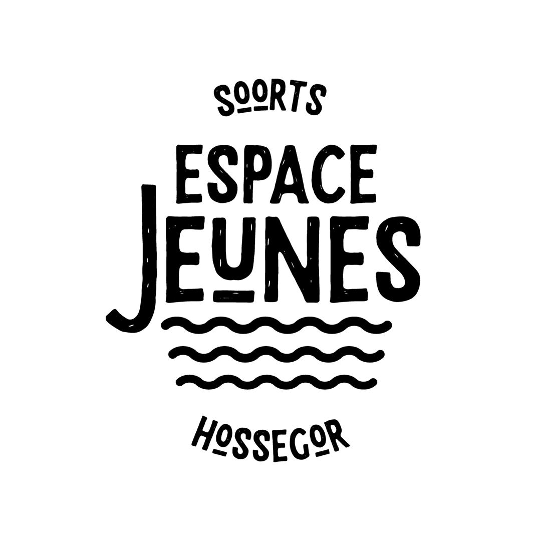 logo espace jeunes Hossegor Joachim Fablet