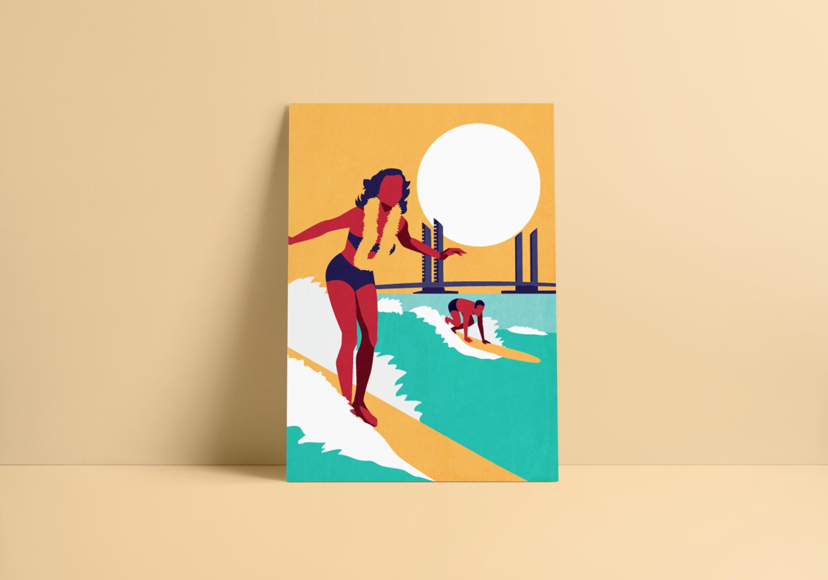 Bordeaux surf festival 2019