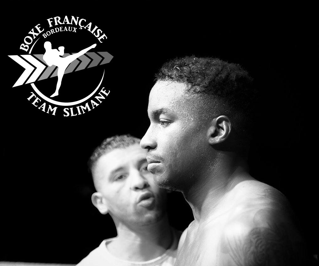 logo team slimane bordeaux savate boxe française